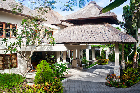 Kandara Estate That Includes Private Villas And One Of The Best Boutique Hotels In South Bali A Member Leading Small World Chain