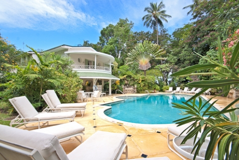5 bedroom barbados villas