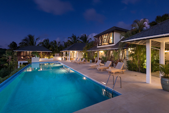 Tom Is A Well Ointed Five Bedroom Luxury Villa Located In Westmoreland St James Overlooking The Exclusive West Coast Of Barbados