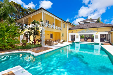 Barbados 3 bedroom Apartments and Villas