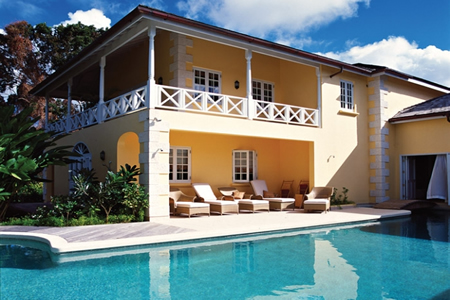 7 plus bedroom Barbados villas