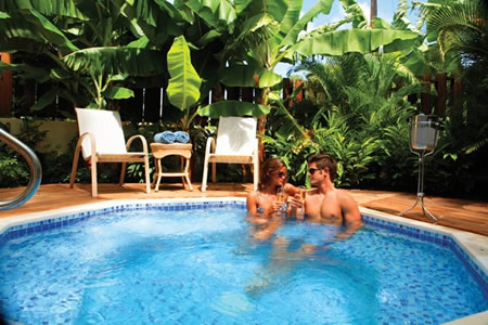Tranquility And Seclusion At Sugar Cane Club Hotel Spa Overlooking The Exotic West Coast Of Barbados This Intimate Only Boutique