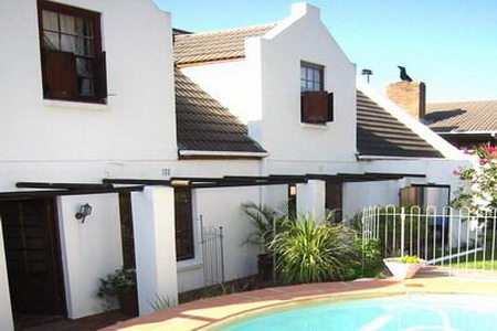 Villa Gables Hout Bay Cape Town Fleewinter