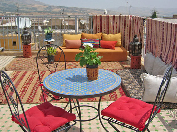 Dar cordoba riad hotel fes morocco fleewinter for Sofa ideal cordoba