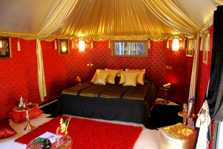 Click to view the Hoceima Tent & Jardin du0027Issil Luxury Tents Marrakech Morocco | Fleewinter