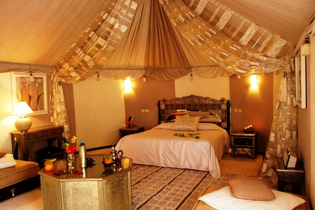Jardin D Issil Luxury Tents Marrakech Morocco Fleewinter