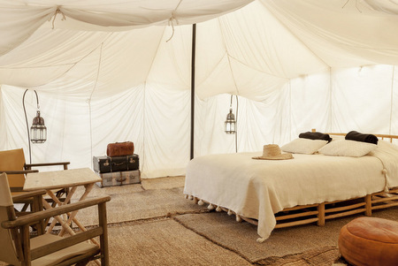 Scarabeo Camp Luxury Tents, Agafay