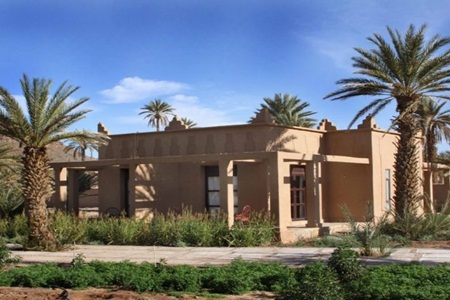 Bab Rimal Desert Hotel, Foum Zguid, Sahara   Fleewinter