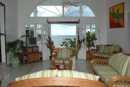 Windjammer St Lucia  Bed Room Location