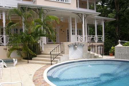 Hawksbill House Stonehaven Bay Tobago Fleewinter