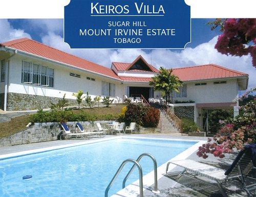 Keiros Villa Mt Irvine Fleewinter