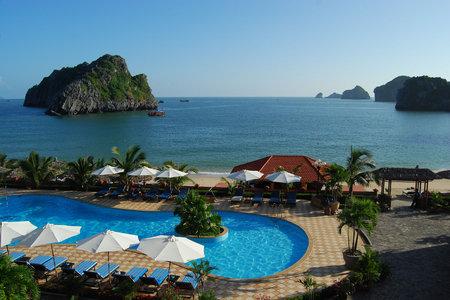 Cat Ba Sunrise Resort Halong Bay