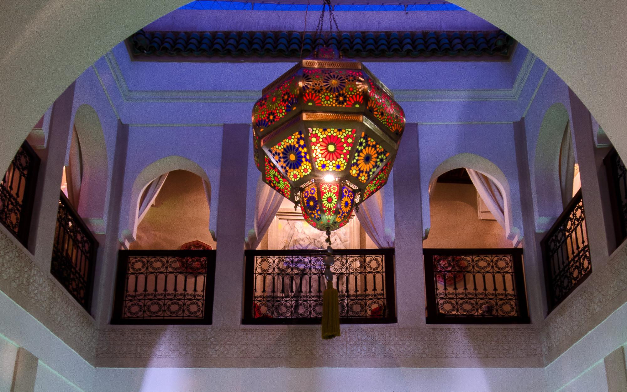 riad hikaya marrakech medina
