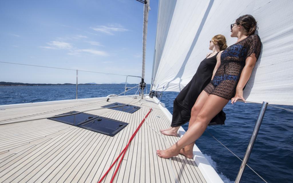 argentous sailing further afield