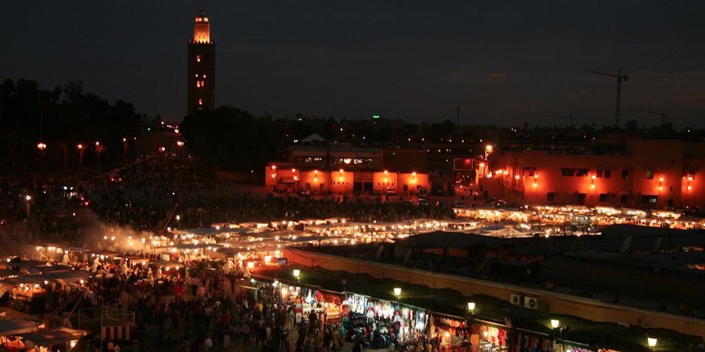 Marrakech Medina and Palmeraie - Fleewinter