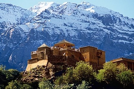 Atlas Mountains Kasbah