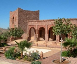 Kasbah Angour, Atlas Mountains