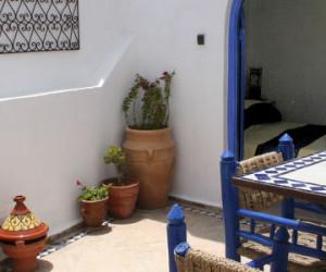 Terrace Apart , Essaouira