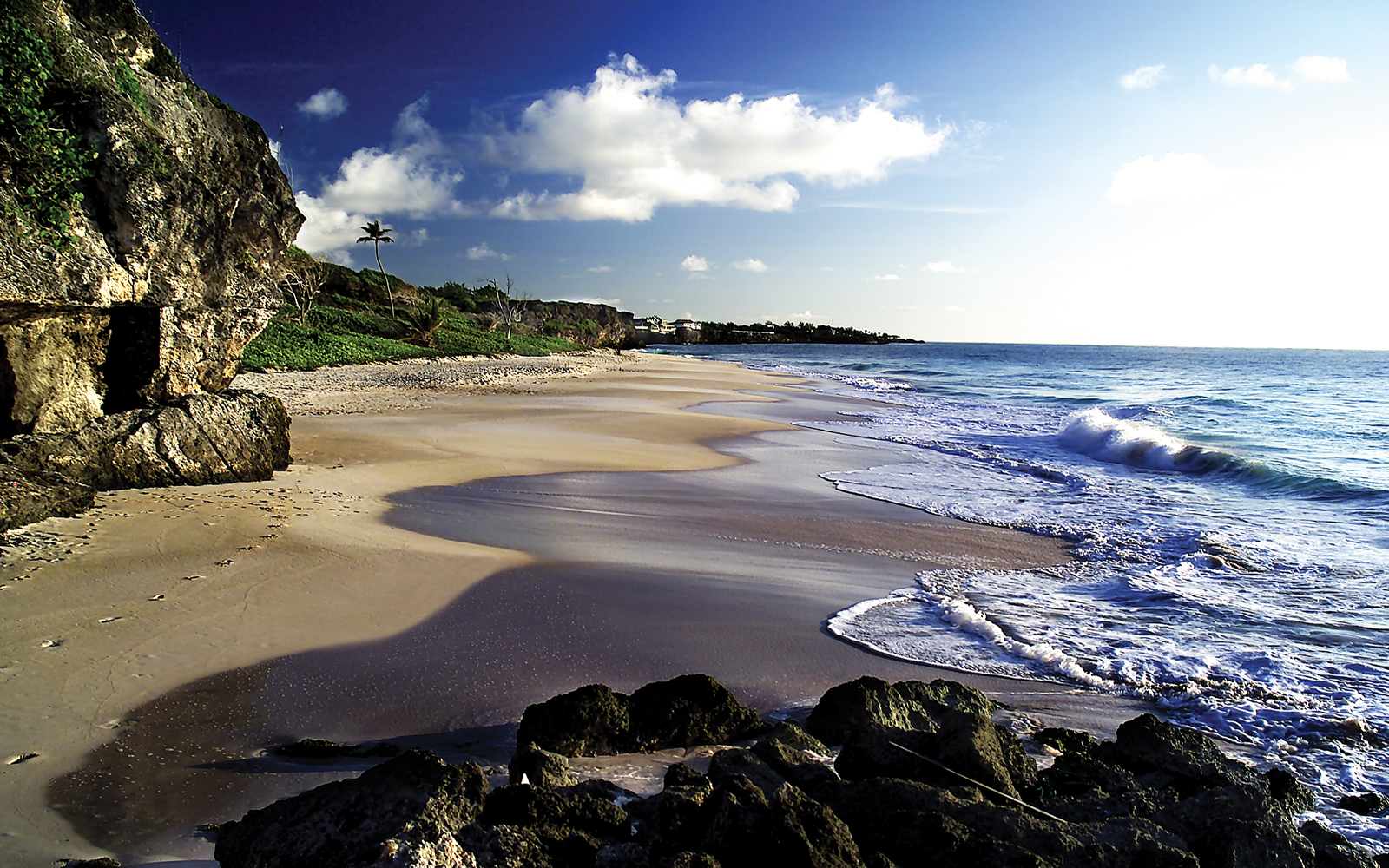 The Crane Beach in Barbados |Fleewinter Tailor-Made Holidays