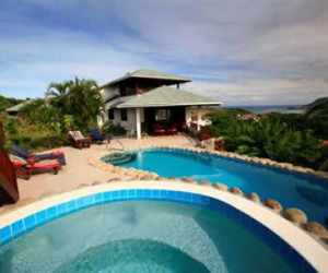 Cadasse Villa Cap Estate St Lucia