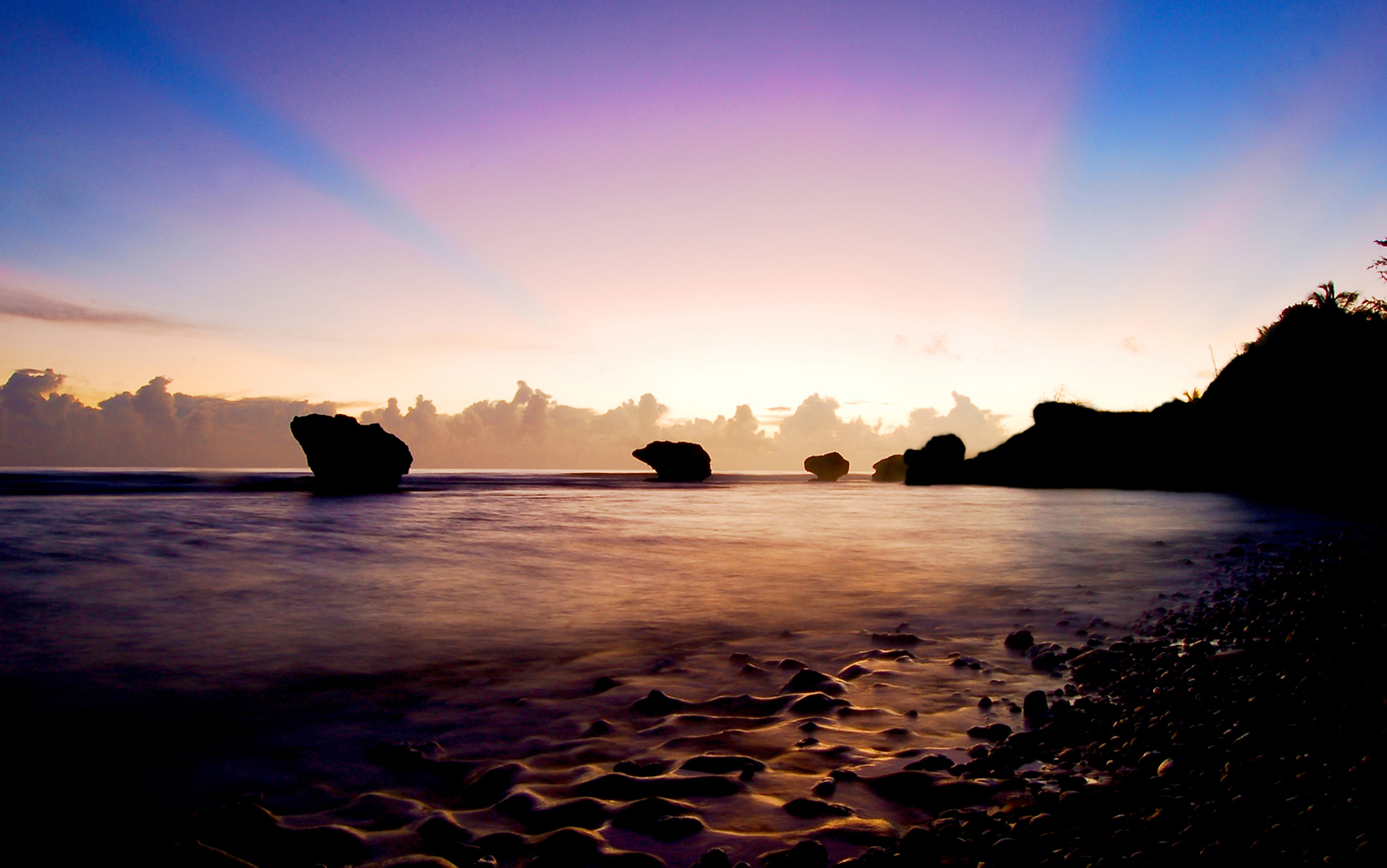 Sunset in Barbados |Fleewinter Tailor-Made Holidays