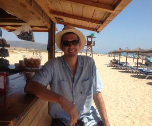 Simon in the Caribbean