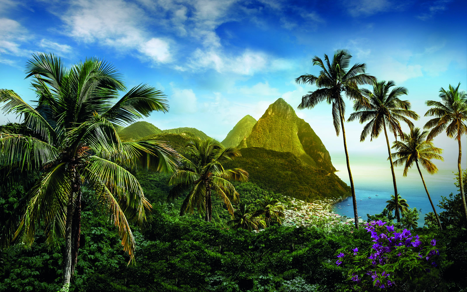 The Pitons St Lucia| Fleewinter tailor-made holidays