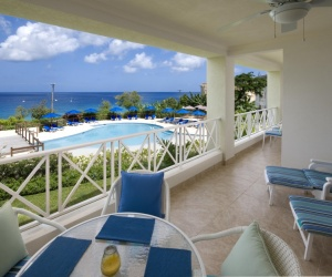 Beach View 208, 2 Bedroom Barbados Apartment |Fleewinter