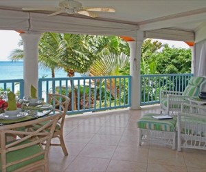 205 Villas on the Beach, Two Bedroom Barbados Apartment on Holetown Beach |Fleewinter