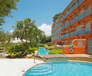 403 Villas on the Beach on Holetown Beach, Three Bedroom Barbados Apartment |Fleewinter