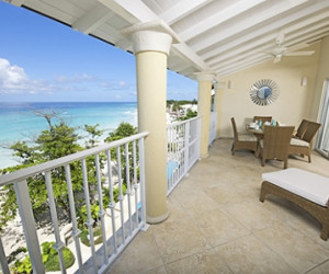 509 Sapphire Beach, Three Bedroom Barbados Apartment |Fleewinter