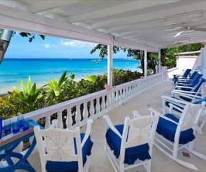 Belair 6 Bedroom Villa on Mullins Beach | Fleewinter