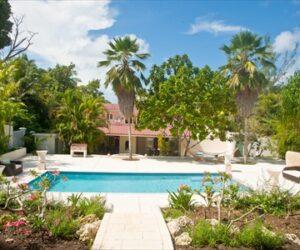 Capri Manor Near Gibbs Beach, 4 bedroom Barbados villa | Fleewinter tailor-made holidays