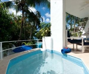 Gingerbread at Merlin Bay, Three Bedroom Barbados Apartment |Fleewinter
