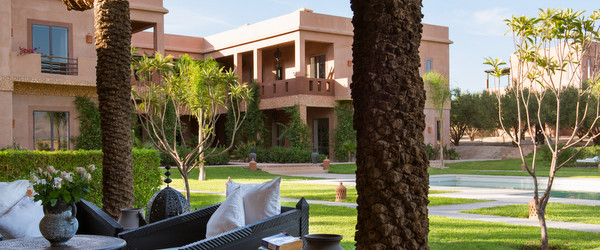 The Capaldi Hotel, Atlas Mountains