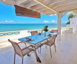 Sunset Reach 2 Bedroom Barbados Villa on Mullins Beach | Fleewinter