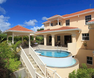 Tara in Sunset Crest, 4 bedroom Barbados villa | Fleewinter tailor-made holidays