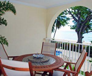 Sapphire Beach Apartment Barbados |Fleewinter tailor-made holidays