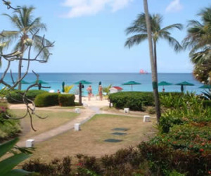 Glitter Bay 103, 2 Bedroom Barbados Apartment | Fleewinter