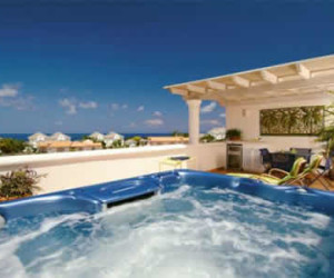 B306 Sugar Hill, Two Bedroom Barbados Penthouse Apartment |Fleewinter