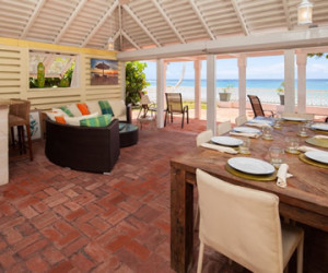 Arcadia Villa 3 Bedroom Barbados Villa on Worthing Beach |Fleewinter