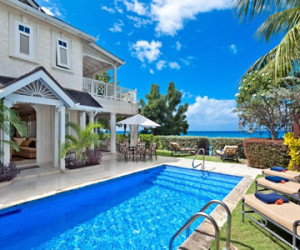 Westhaven Villa Gibbs Beach, 4 bedroom Barbados villa | Fleewinter tailor-made holidays