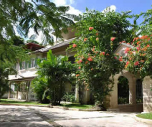 Evergreen Sandy Lane. 4 bedroom Barbados villa | Fleewinter tailor-made holidays
