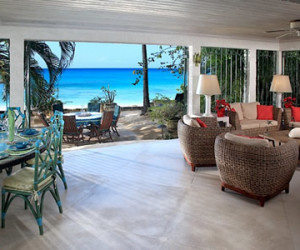 Seascape 4 bedroom Barbados villa |Fleewinter