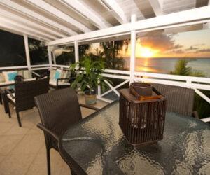 Bora Bora Upper, two bedroom Barbados Apartment on Paynes Bay |Fleewinter