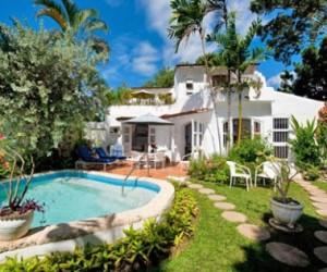 Secret Garden - Merlin Bay, Three Bedroom Barbados Town house |Fleewinter