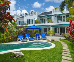 Mullins Bay 6 - Jasmine, Three Bedroom Barbados Townhouse |Fleewinter