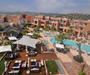 Paradis Plage, Agadir