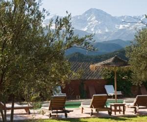 Kasbah Bab Ourika, Atlas Mountains
