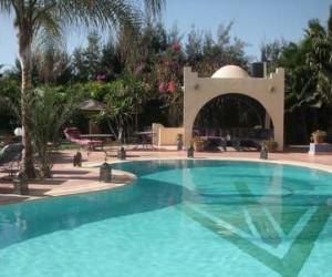 Villa Riadana, Agadir